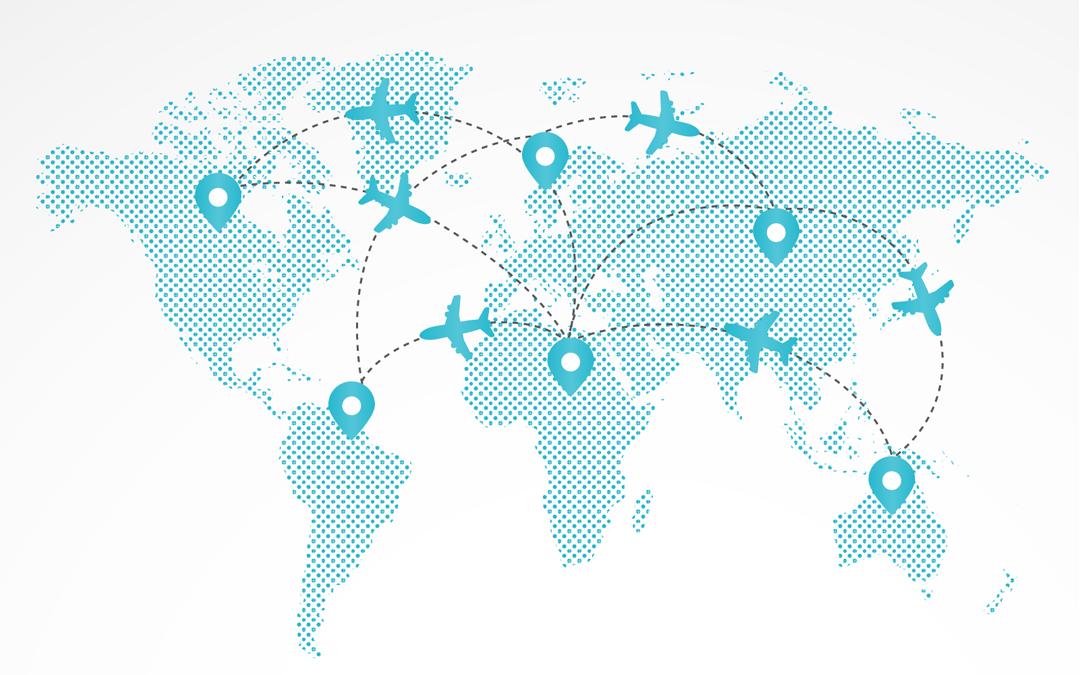 Misiones comerciales para la internacionalización de servicios.