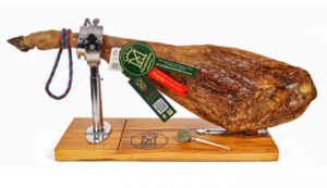 etiquetaje del jamon iberico