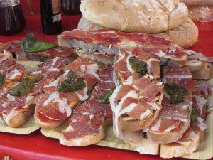 Exportacion de jamon iberico a paises europeos