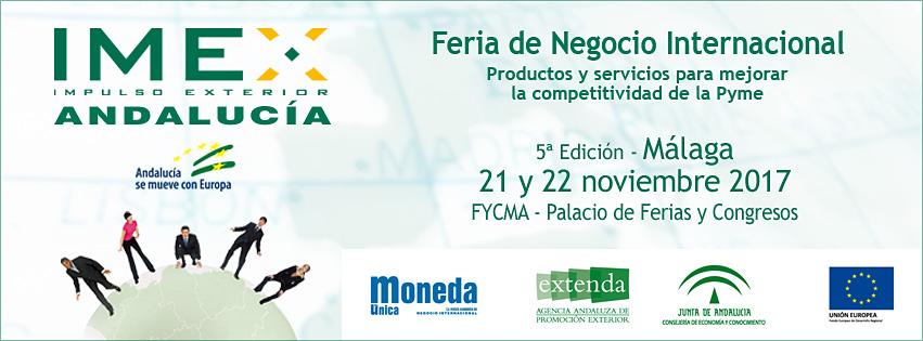Asistencia al congreso IMEX en Málaga