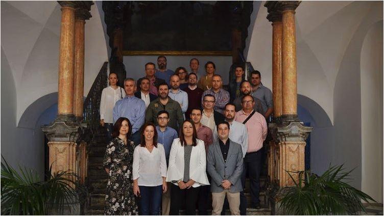 """Presentación del curso """"Ferias comerciales. Claves del éxito"""" en la Diputación de Córdoba"""
